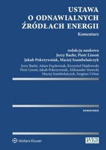 Ustawa o odnawialnych źródłach energii Komentarz