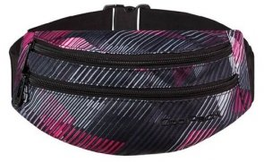 Saszetka nerka CoolPack Madison Pink Motion