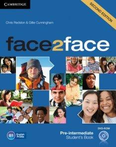 face2face Pre-Intermediate Student's Book + DVD