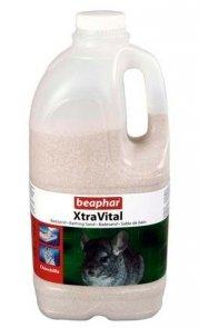 Beaphar Xtra Vital Chinchilla Sand - piasek dla szynszyli 2L