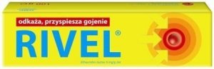 RIVEL 0,5% żel 30g