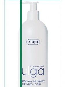 Ziaja Ulga żel myjący ciało i twarz