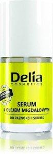 Delia Cosmetics Odżywka-serum do paznokci odbudowująca  11ml