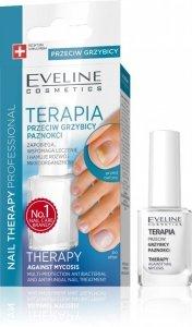 Eveline Nail Therapy Lakier Terapia przeciw grzybicy paznokci stóp 12ml