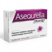 Asequrella FORTE  20 tabletek