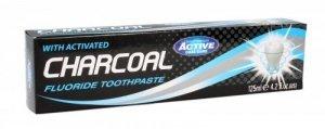 Beauty Formulas Active Oral Care Pasta do zębów z aktywnym węglem  125ml
