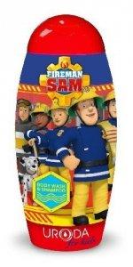 Bi-es Disney Żel pod prysznic 2w1 dla dzieci Fireman Sam  250ml