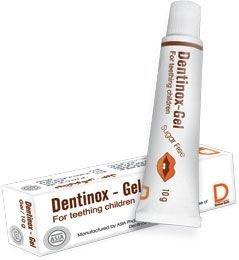 DENTINOX - Gel N 10g