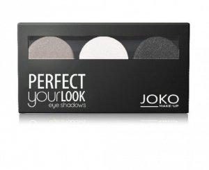 Joko Cienie trio Perfect Your Look nr 302 satynowe
