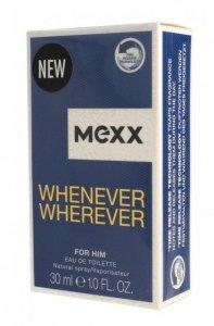 Mexx Whenever Wherever for Him Woda toaletowa  30ml
