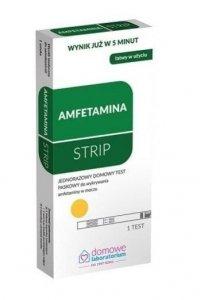 Amfetamina STRIP Test narkotykowy 1 sztuka