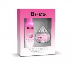 Bi-es Victoria Komplet (woda perfumowana 100ml + dezodorant 150ml)
