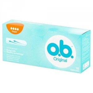 O.B. Original Super Tampony 1op.-16 szt