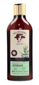 Mrs Potters Triple Herb Szampon do włosów suchych Hydrate  390ml