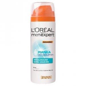 Loreal Men Expert Sensitive Pianka do golenia  200ml