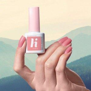 Hi Hybrid Lakier hybrydowy nr 218 Pink Marble  5ml