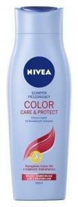 NIVEA Hair Care Szampon Color Care & Protect  250ml