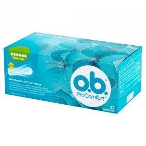 O.B.ProComfort  Super Plus komfortowe tampony 1op.-32szt