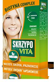 SKRZYPOVITA 1 x dziennie BIOTYNA COMPLEX x 42 tabletki