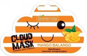 BIEL*CLOUD MASK  Maseczka bąbelk. Mango Balango