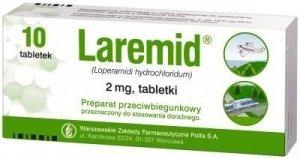 LAREMID ( LOPERAMID) x 10 tabl.
