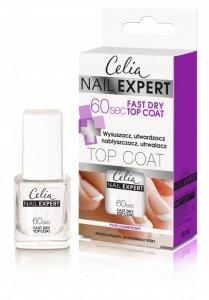 CELIA*Odżywka Nail Expert Top Coat