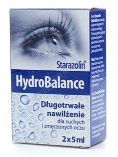 STARAZOLIN HydroBalance krople 10ml (2x5ml)