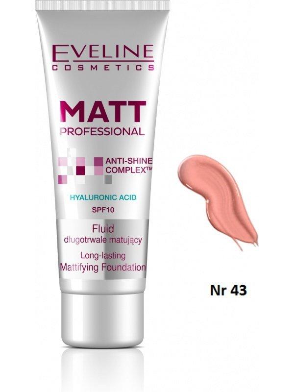 Eve fluid Matt Prof. 43 light beige
