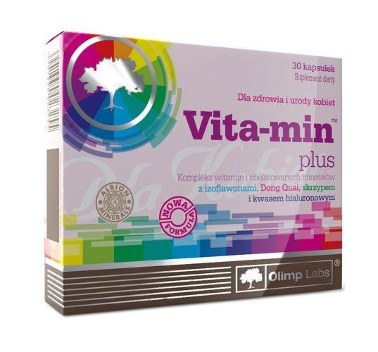 OLIMP Vita-Min Plus dla kobiet x 30 kapsułek