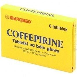 COFFEPIRINE x 6 tabletek