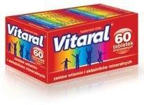 VITARAL x 60 drażetek