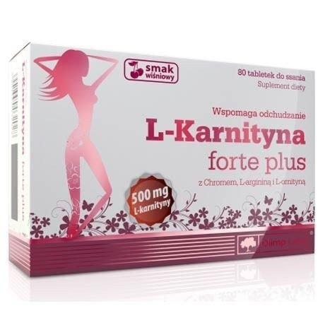 OLIMP L-Karnityna 500 Forte Plus x 60 kaps.