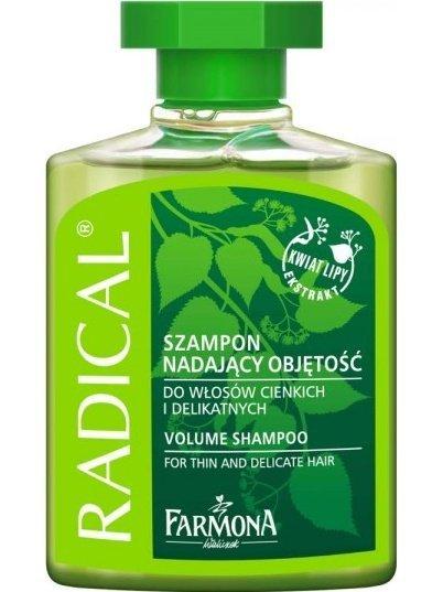 Farmona Radical szampon nad/objętoŚ