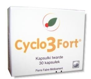 CYCLO 3 FORT x 30 kapsułek