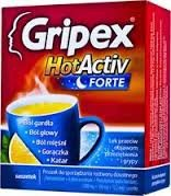 GRIPEX HOTACTIVE FORTE * 12 SASZETEK