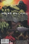 INCREDIBLE HULKS FALL OF THE HULKS HC
