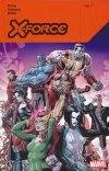 X-FORCE BY BENJAMIN PERCY TP VOL 01 *
