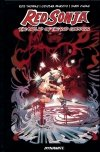 RED SONJA THE BALLAD OF THE RED GODDESS HC