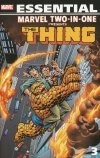 ESSENTIAL MARVEL TWO-IN-ONE VOL 03 SC *
