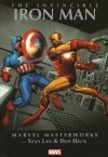 MARVEL MASTERWORKS THE INVINCIBLE IRON MAN VOL 02 SC (STANDARD COVER)