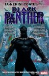 BLACK PANTHER VOL 06 THE INTERGALACTIC EMPIRE WAKANDA PART ONE SC