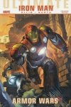 ULTIMATE COMICS IRON MAN ARMOR WARS HC