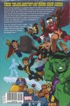 MARVEL SUPER HERO SQUAD INFINITY SWORD QUEST HC (DELUXE)