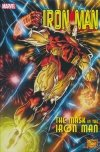 IRON MAN THE MASK IN THE IRON MAN OMNIBUS HC **