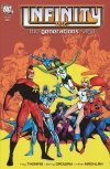 INFINITY INC THE GENERATIONS SAGA VOL 01 HC