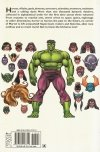 ESSENTIAL THE OFFICIAL HANDBOOK OF THE MARVEL UNIVERSE MASTER EDITION VOL 02 SC *