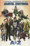 OFFICIAL HANDBOOK OF THE MARVEL UNIVERSE A TO Z VOL 09 HC