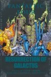 FANTASTIC FOUR RESURRECTION OF GALACTUS HC (STANDARD COVER)