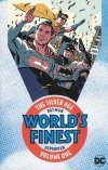 BATMAN AND SUPERMAN WORLDS FINEST THE SILVER AGE VOL 01 SC