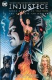 INJUSTICE GODS AMONG US YEAR 3 THE COMPLETE COLLECTION SC